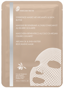 ARGAN OIL & SHEA BUTTER RESTORATIVE MASK