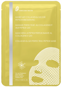 COLLAGEN & Q10 PERFECTING PEPTIDE MASK