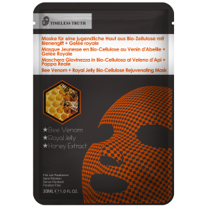 TT Bio Cellulose Bee Venom + Royal Jelly Miracle Mask