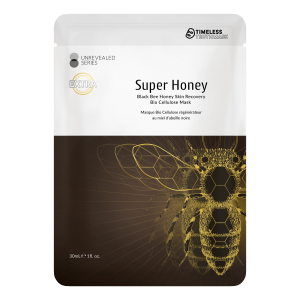 Black Bee Honey Skin Recovery Bio Cellulose Mask