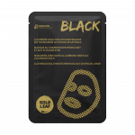 Luxurious Gold Moisturizing Black Charcoal Mask