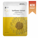 Sunflower Brightening Radiance Bio cellulose Mask
