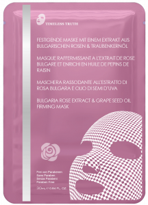 BULGARIA ROSE EXTRACT & GRAPE SEED OIL FIRMING MASK