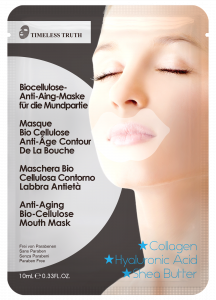 Bio Cellulose Moisturizing Mouth Mask